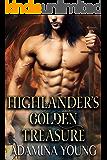 Highlander's Golden Treasure: A Scottish Medieval Historical Romance