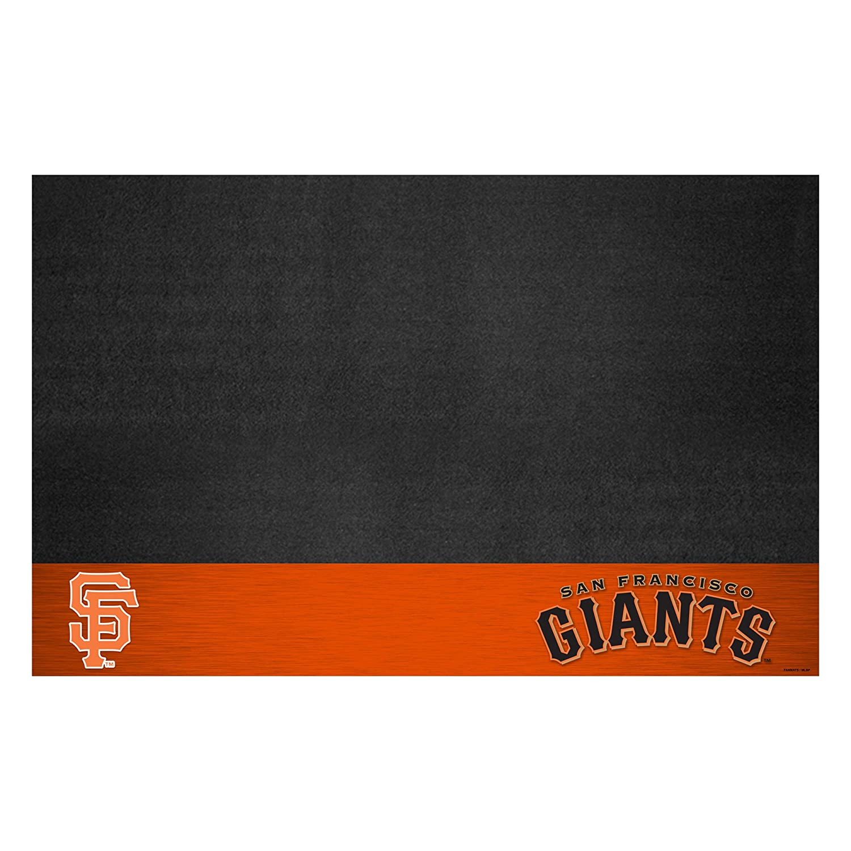 FANMATS MLB San Francisco Giants Vinyl Grill Mat