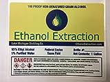 190 Proof Non Denatured Food Grade Grain Alcohol