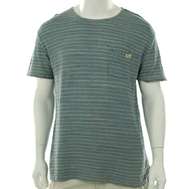 781d35ca7a53 Polo by Ralph Lauren Blue Striped T-Shirt Tee Shirt