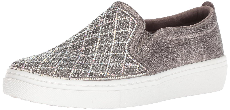 Skechers Women's Goldie-Diamond Darling Sneaker B0781YYMRQ 7 B(M) US|Pewter