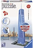 Ravensburger 12552 Puzzle 3D Freedom Tower, 216 Pezzi
