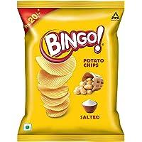 Bingo Yumitos Salted Potato Chips ,52g