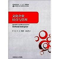 普通高等教育 十二五 规划教材·高等院校文化产业管理专业系列教材:文化企业经营与管理