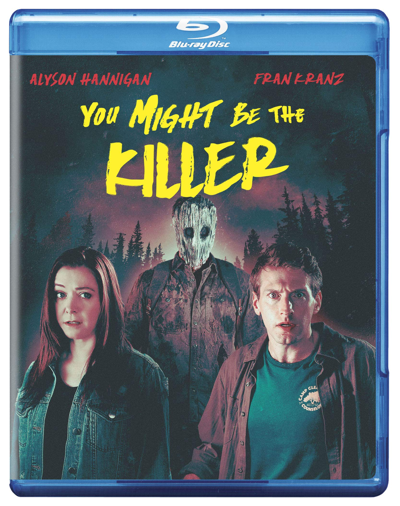 Blu-ray : You Might Be The Killer (Blu-ray)