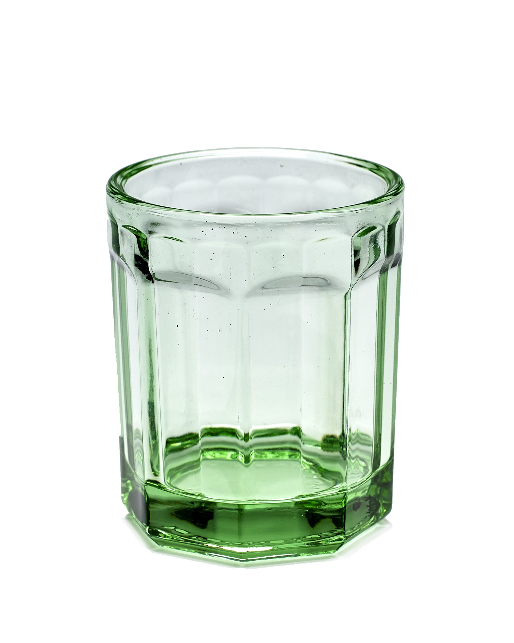 Serax Fish Cocktail Glasses Glass Goods Green One Size