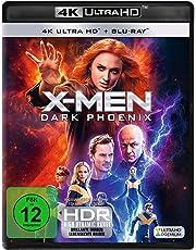 X-Men: Dark Phoenix (4K Ultra HD + 2D Blu-ray)