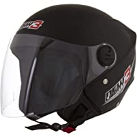 Pro Tork Capacete New Liberty Three 56 Preto Fosco