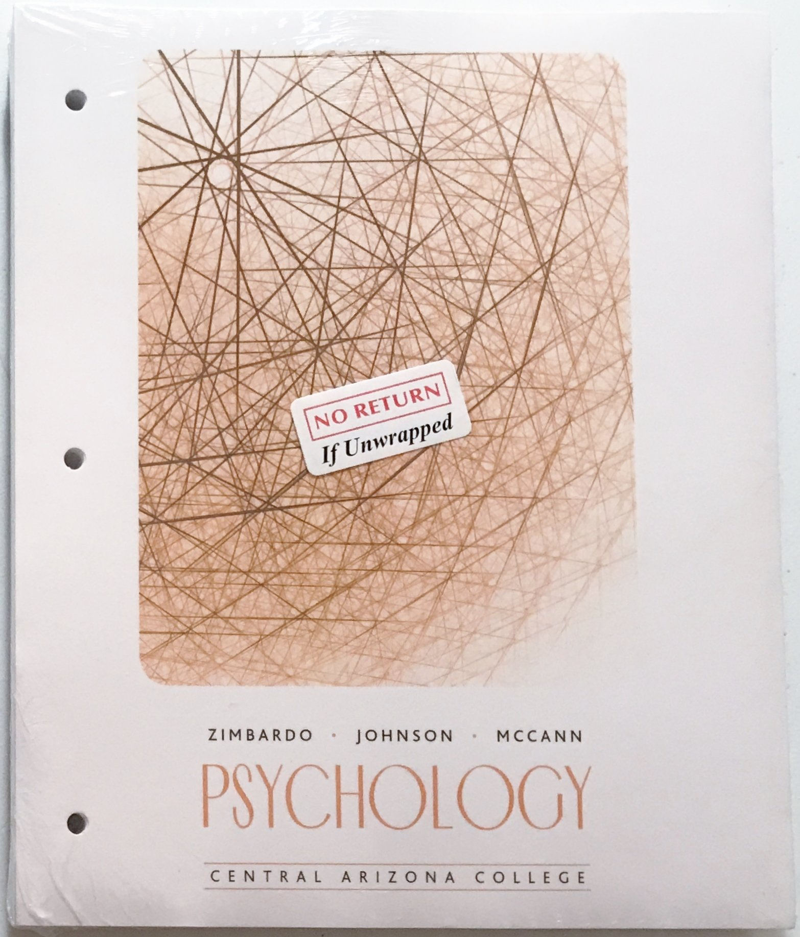 Psychology Custom for Central Arizona College CAC PSY 101 w/ MyPsychLab Access Code PDF