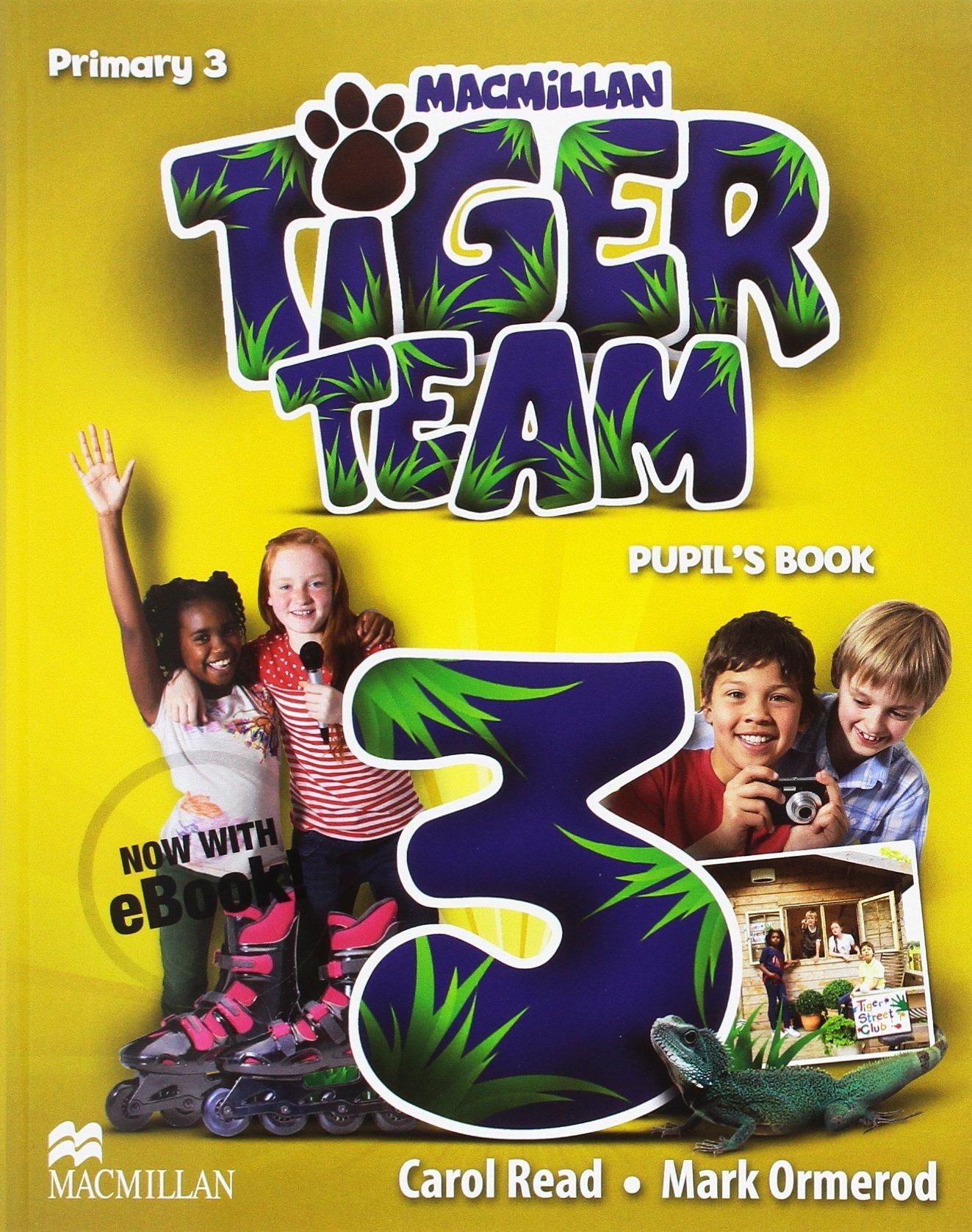 TIGER 3 Pb (ebook) Pk: Amazon.es: Read, Carol, Ormerod, Mark.: Libros en idiomas extranjeros