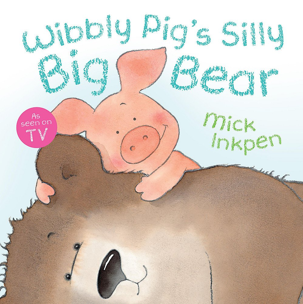 Download Wibbly Pig's Silly Big Bear pdf