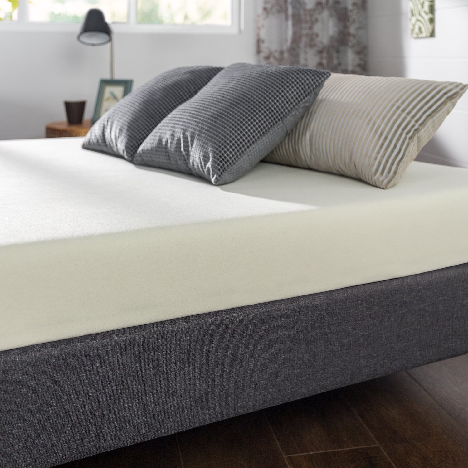 amazon com zinus ultima comfort memory foam 6 inch mattress twin