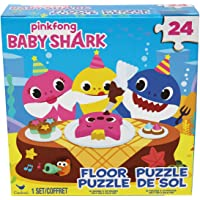 SpinMaster Baby Shark Rompecabezas Board Game