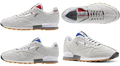 | Reebok Classic Leather Kendrick Lamar Split