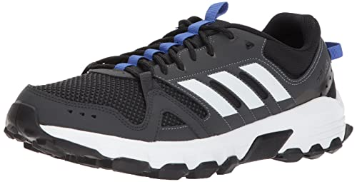the best attitude 83de5 53da8 Adidas Rockadia Trail M - Zapatillas de Running para Hombre, CarbonWhiteHi