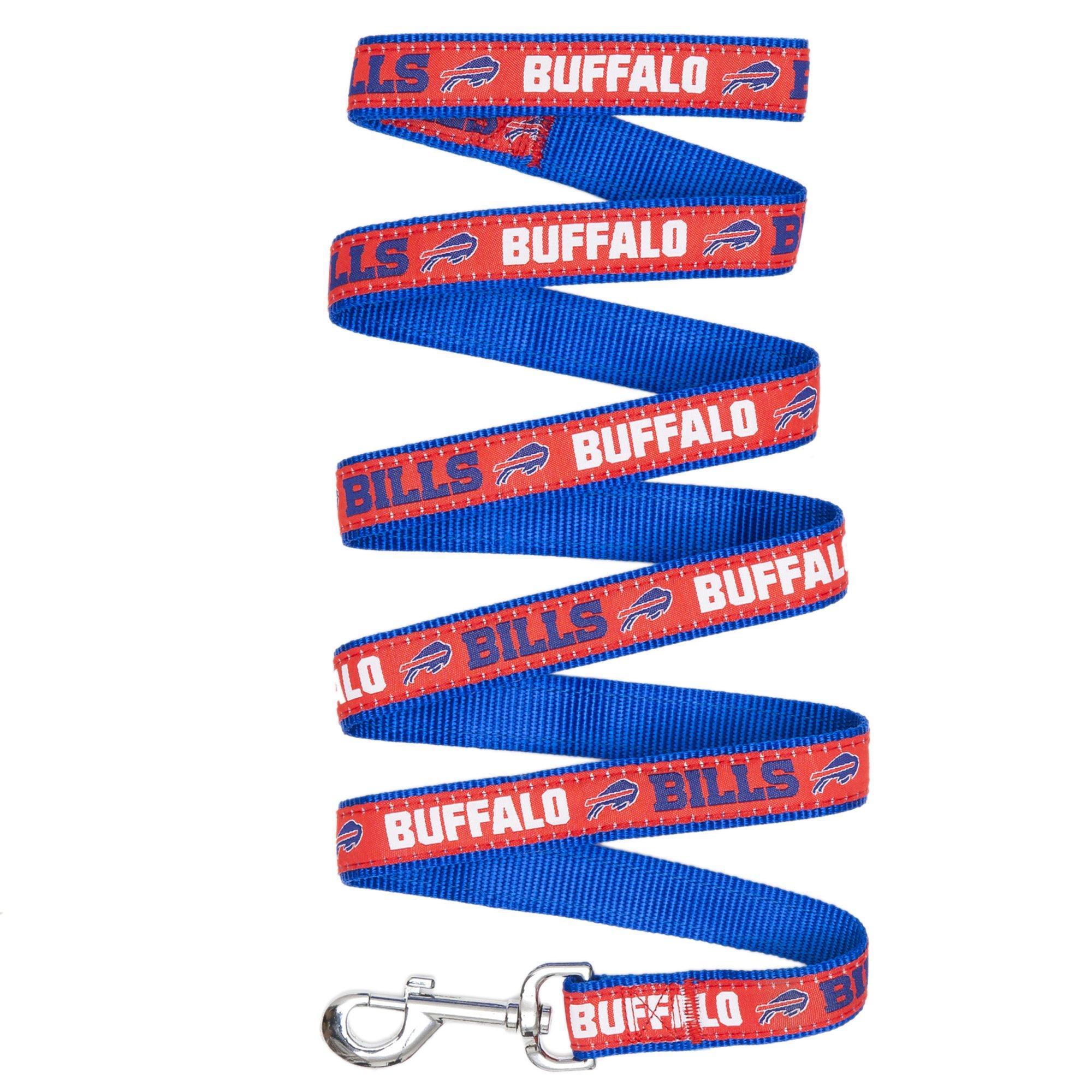 Pets First Buffalo Bills Pet Leash, Large