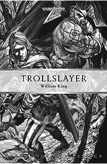 Daemonslayer a gotrek felix novel william king 9780671783891 trollslayer black library classics fandeluxe Images