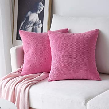 Amazon.com: NATUS WEAVER - Funda de cojín de tejido de tela ...