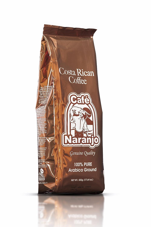 Amazon.com : Costa Rican Coffee Café Naranjo - Ground 1000g : Grocery & Gourmet Food