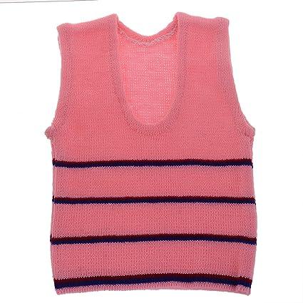 b4f13d65d Buy SHOP FRENZY Kids Woolen Sleeveless Inner Wear Thermal Sweater ...