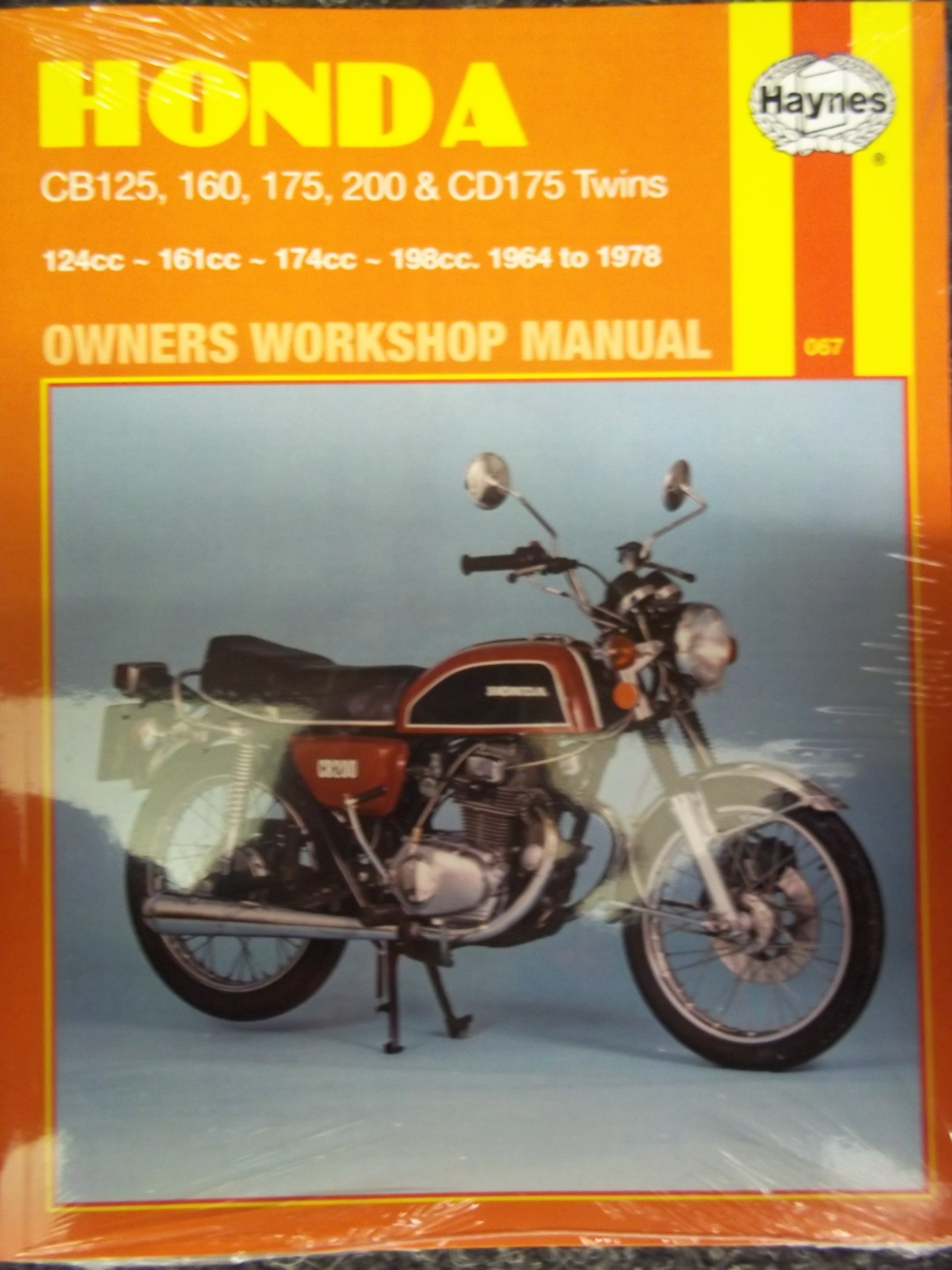 Buy honda cb125 160 175 200 twins motorcycle manuals book buy honda cb125 160 175 200 twins motorcycle manuals book online at low prices in india honda cb125 160 175 200 twins motorcycle manuals fandeluxe Image collections