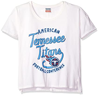 Amazon.com   NFL Tennessee Titans Junk Food Clothing Women s Vintage ... bbb5a6690