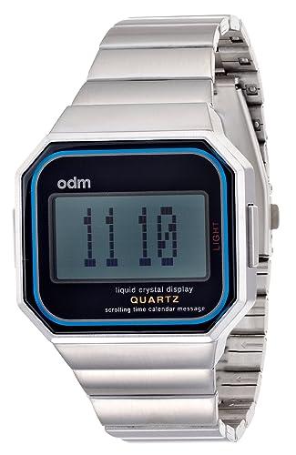 ODM Mysterious VII DD129-04 - Reloj digital de cuarzo para hombre, correa de