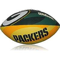 Wilson Football NFL Junior Greenbay Logo Junior