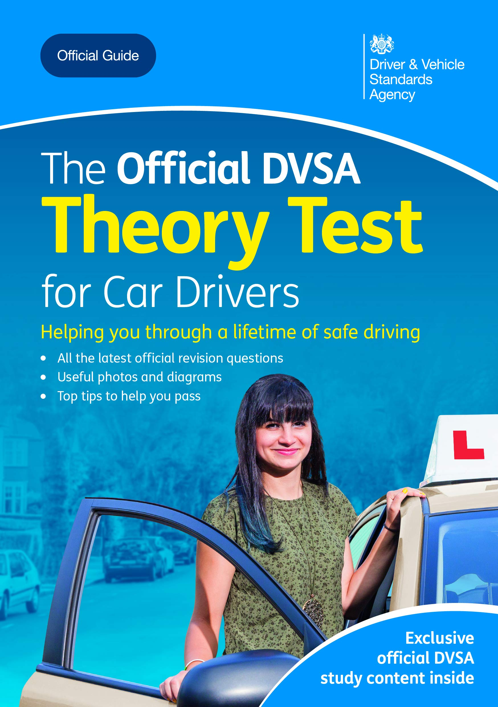 the official dvsa theory test for car drivers free download