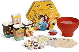 Lekue Let's Pop popcorn making kit