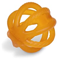 Calmies Teether for Babies Without BPA, Natural 100 Percent Rubber Toy for Infants...