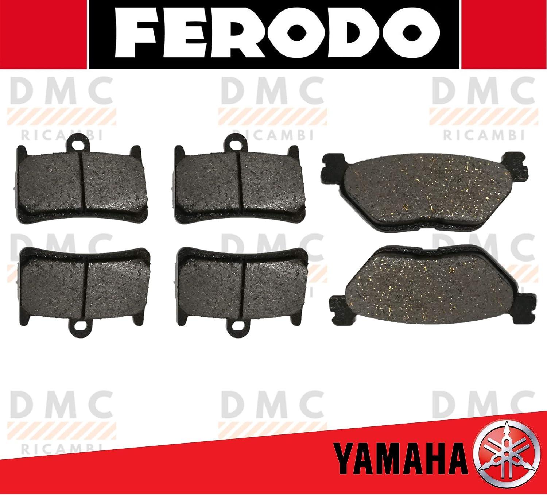 TMAX 530 IRON MAX TMAX 530 SX TMAX 530 DX Kit plaquettes de frein FERODO TMAX 530 TMAX 530 LUX MAX