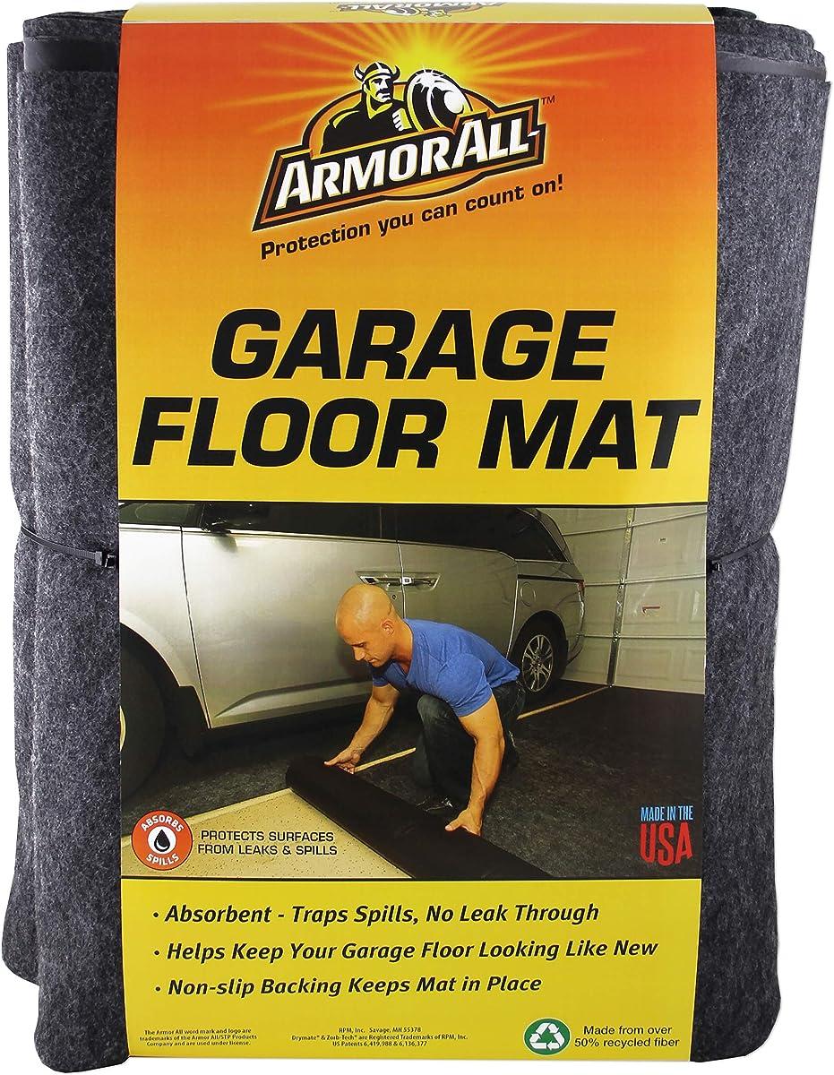 Classy absorbing garage mats