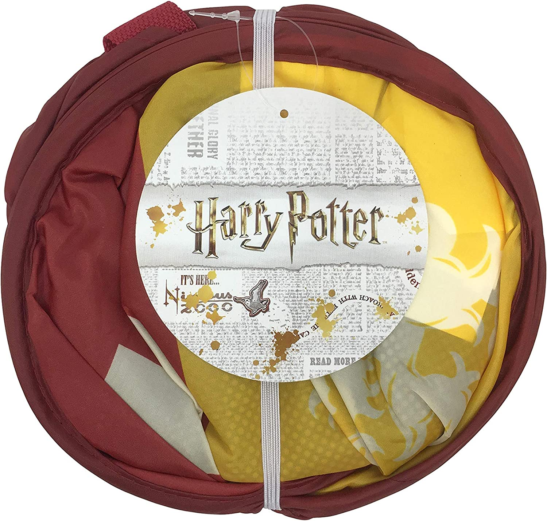 Jay Franco Harry Potter Gryffindor Pop Up Hamper Red//Yellow