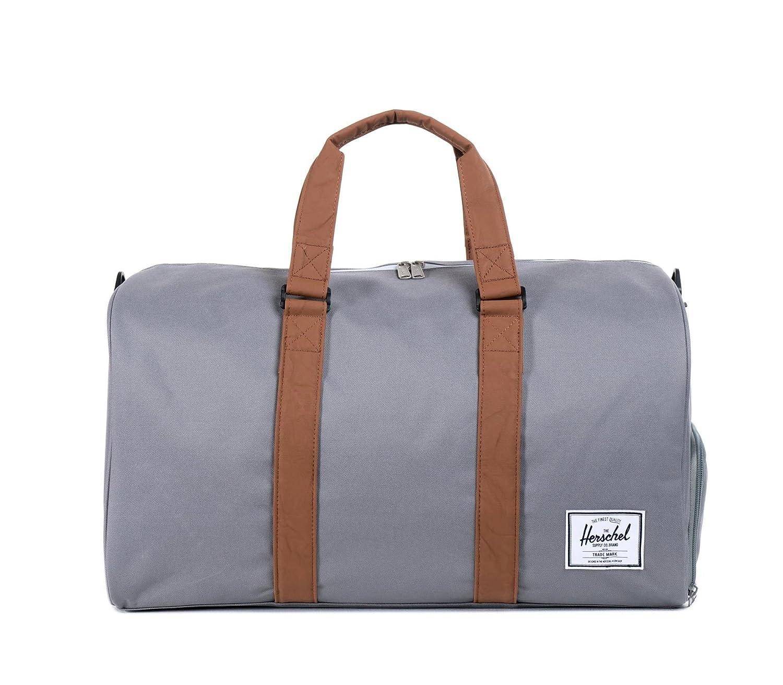 Herschel Supply Co., elegante y minimalista bolsa de mano de viaje