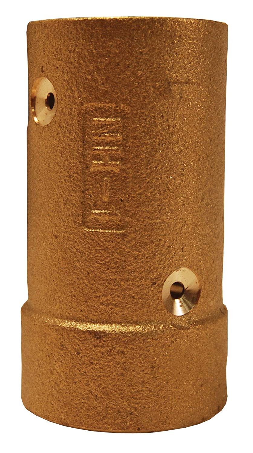 Brass 1 ID Dixon BNH100 1 Nozzle Holder with Screws Sand Blast Fitting