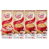 Deals on 200Pk Nestle Coffee-mate Coffee Creamer, Original Liquid Creamer