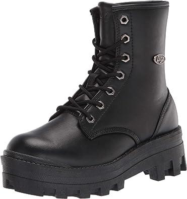 Amazon.com | Lugz Women's Dutch Classic 6-inch Chukka Fashion Boot Combat |  Ankle & Bootie