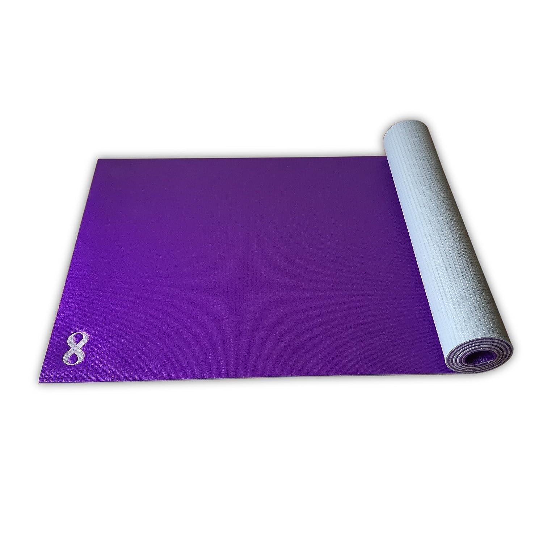 YogaAddict Yoga Mat Infinity Series, Dos colores ...