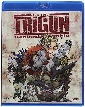 Trigun Badlands Rumble Amazon It Yasuko Kobayashi Satoshi Nishimura Film E Tv