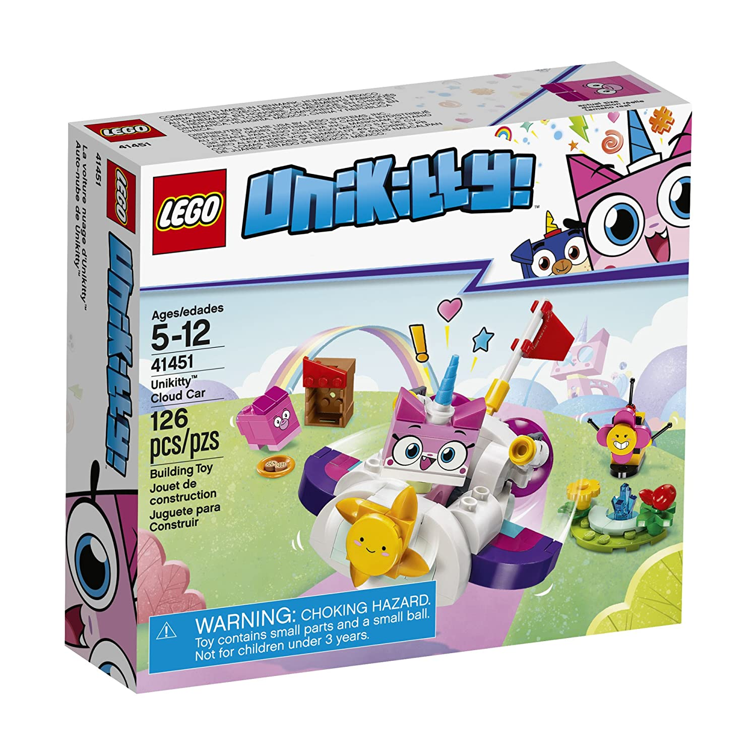 Top 7 Best LEGO Unikitty Sets Reviews in 2020 3