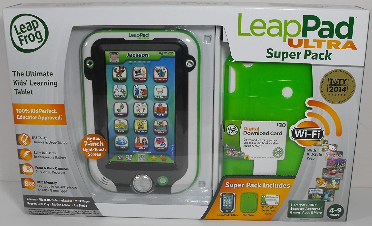 are there any free apps for leappad ultra
