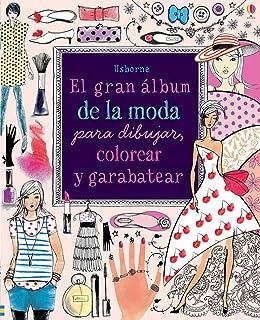 Mi Libro De Moda Disena Tu Propia Coleccion Amazones Jacky - Disea-tu-habitacion-online