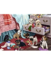Ravensburger Mischief Makers Large Format Jigsaw Puzzle (300-Piece)