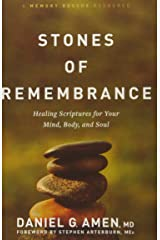 Stones of Remembrance: Healing Scriptures for Your Mind, Body, and Soul (Memory Rescue Resource) Hardcover