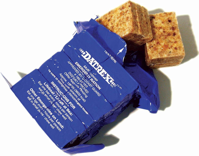 Datrex 3600 Calorie Food Bar Outdoors Survival Gear