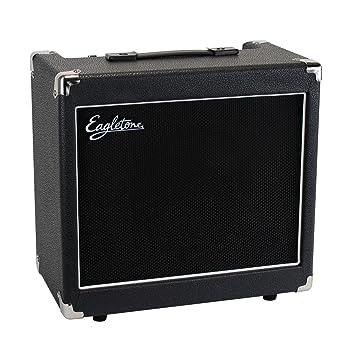Eagletone AERO 15 V2 modelado de amplificador de guitarra 15W Negro