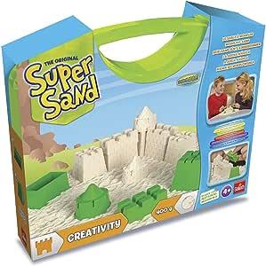 Super Sand - Maletín Creativo de Arena Mágica (Goliath 83232): Amazon.es: Juguetes y juegos