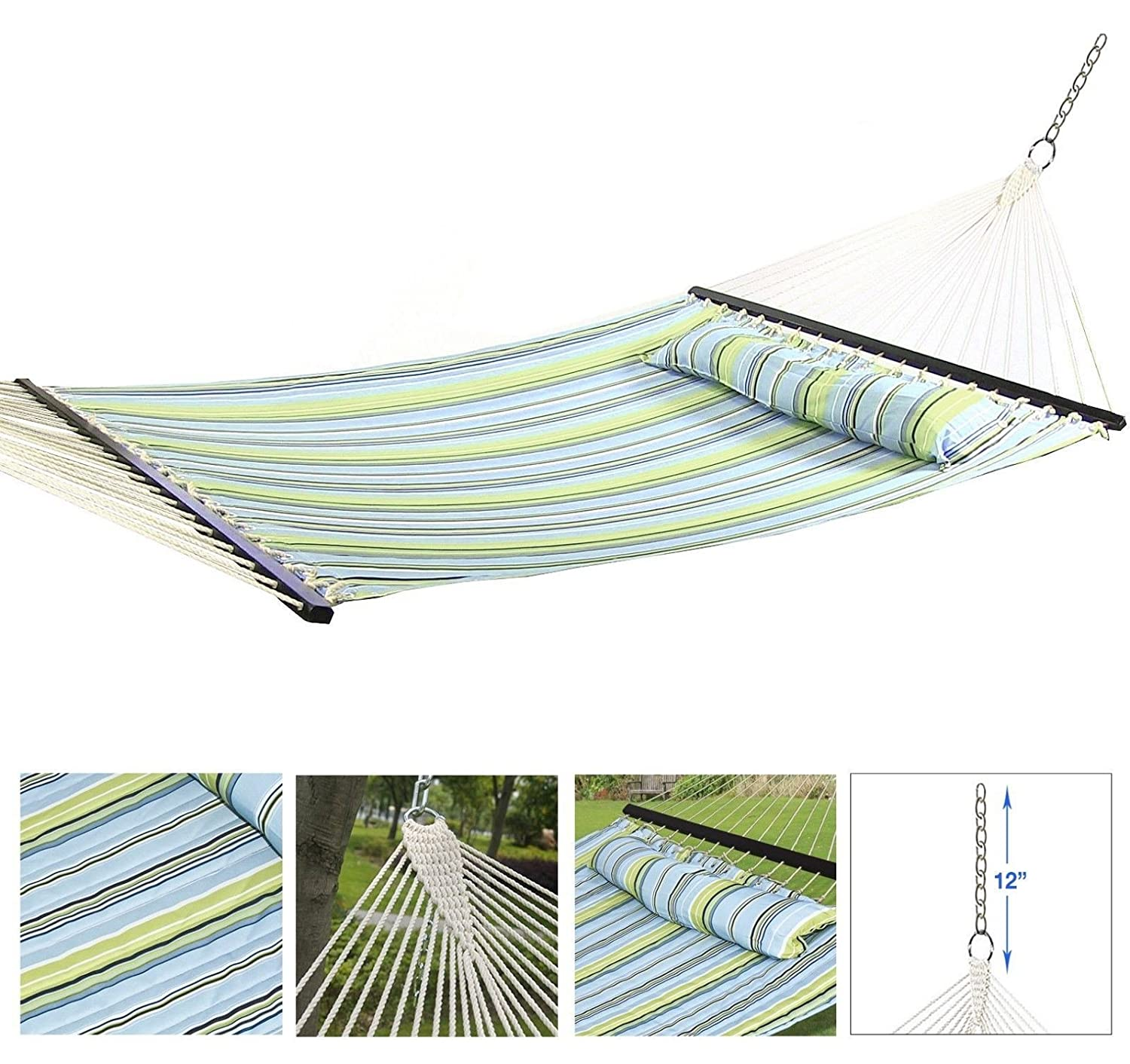 Hammock Quilted Fabric