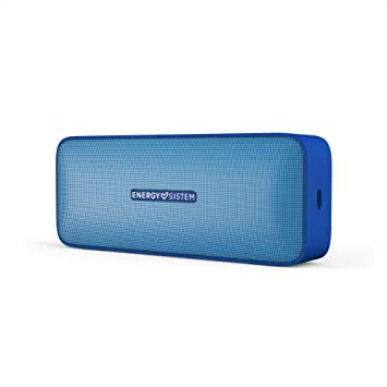 Energy Sistem Music Box 2 Indigo-Altavoz portátil inalámbrico (Bluetooth 5.0, TWS, 6 W, Audio-in, Hands-Free): Amazon.es: Electrónica